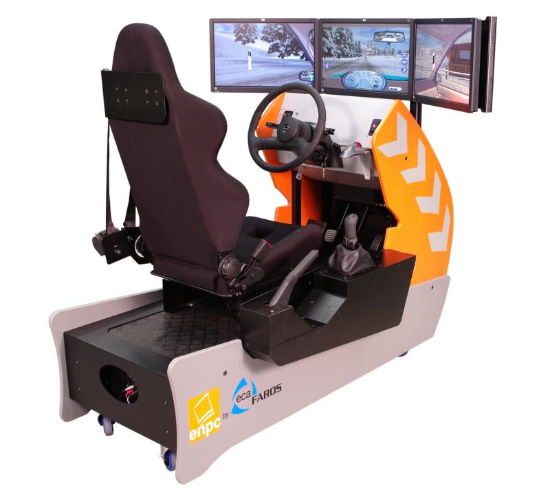 Image result for simulateur conduite